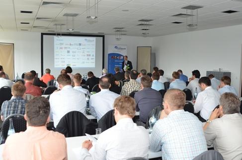 Das Fachseminar zur MID-Technologie war mit über 50 Teilnehmern sehr gut besucht