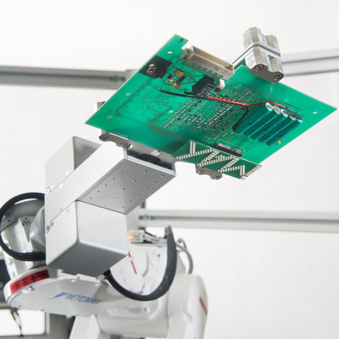 Automatisierte Produktionssysteme